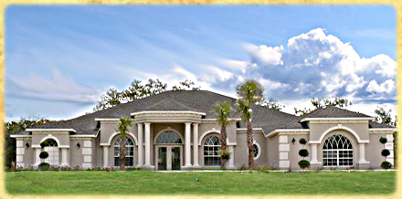 Home Builder In Pine Ridge Estates Equestrian